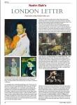 Nushin Elahi's London Letter May 2013