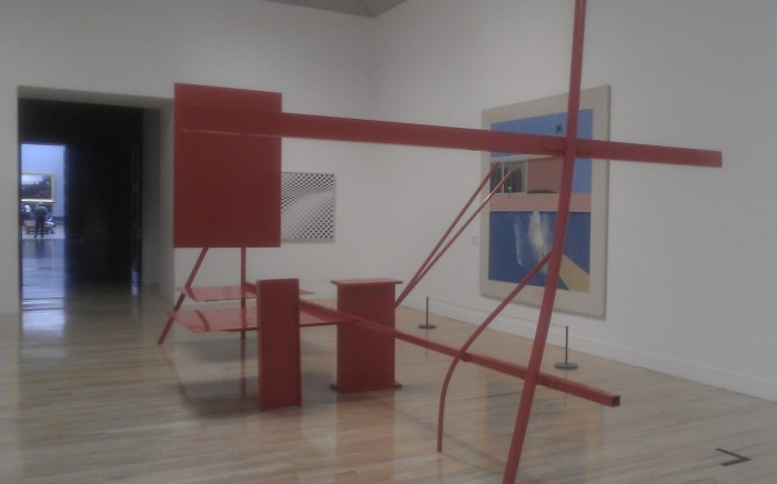 Tate galleries - Caro, Hockney