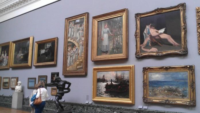 Tate galleries - Pre-Raphaelites