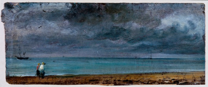 Brighton_Beach_John Constable_1824__Victoria_and_Albert_Museum_London_