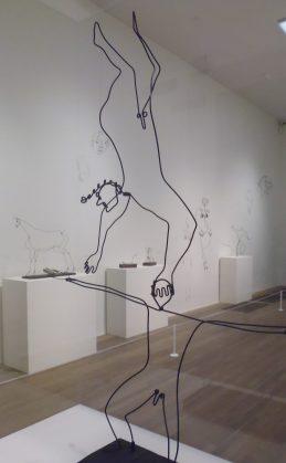 Alexander Calder - Two Acrobats 1929