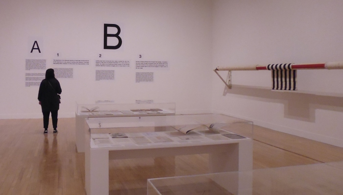 Conceptual art - Tate installation shot 2