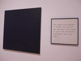Conceptual art - Tate installation shot 4