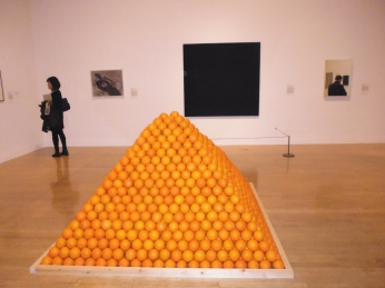 Conceptual art - Tate installation shot
