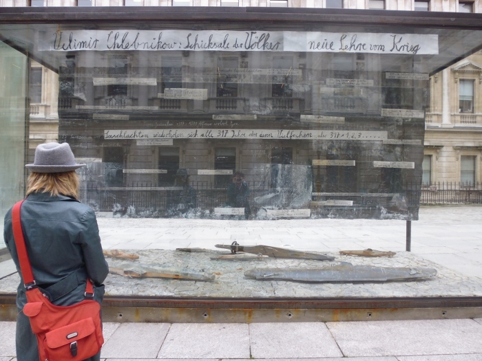 Anselm Kiefer installation 2 RA