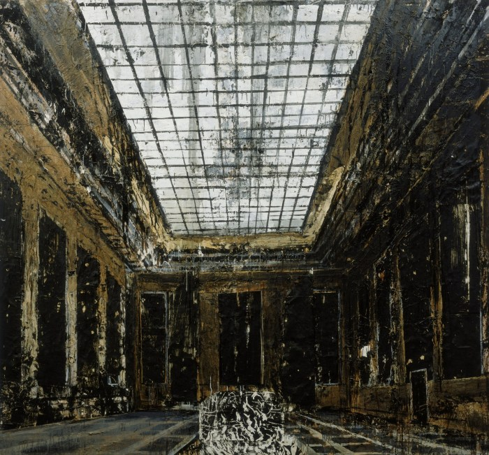 Anselm Kiefer Key 40