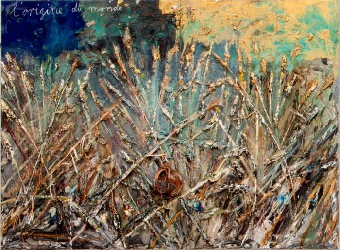 Anselm Kiefer Origin of the world