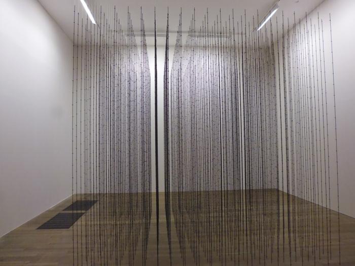 Mona Hatoum's Impenetrable 2009