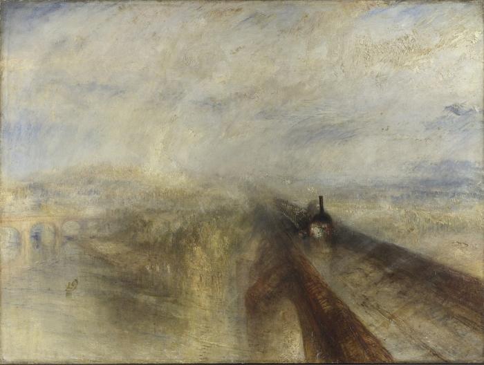 rain steam