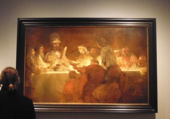 Rembrandt installation shot 3