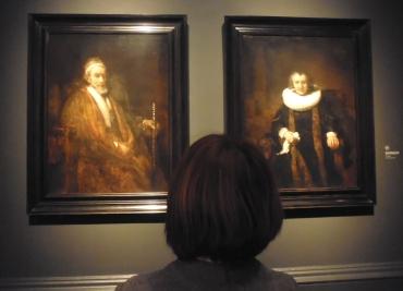 Rembrandt installation shot 4
