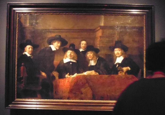 Rembrandt installation shot 6