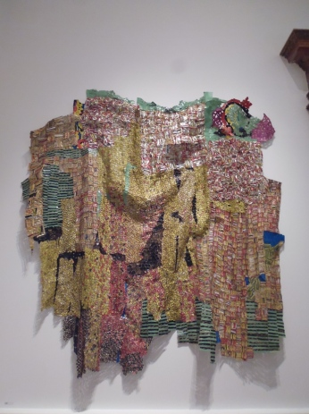 Summer Exhibition 2016 El Anatsui