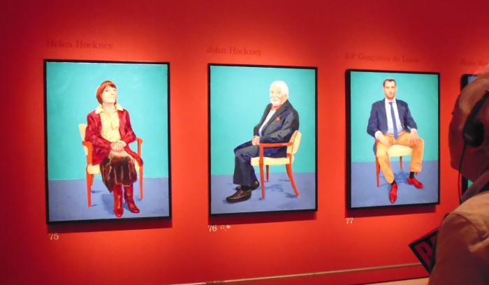 Hockney portraits (2)