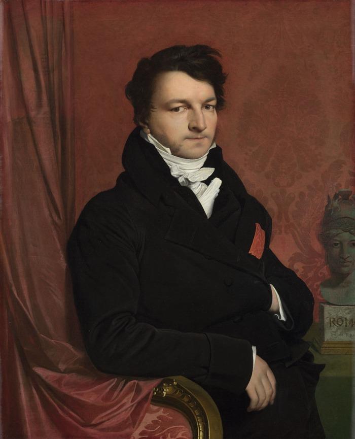 NG Ingres Monsieur de Norvins 1811