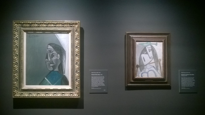 NG Picasso's gift to Matisse