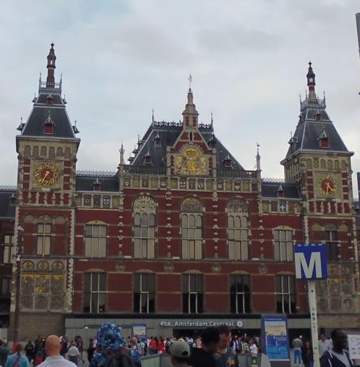 amerstdams-centraal-station