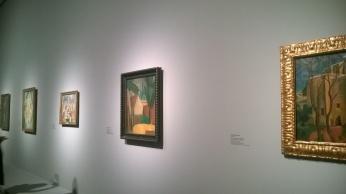Cubist landscapes - Picasso and Derain